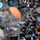 Image of Hong Kong Democracy Movement by Associated Press